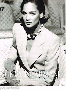 1995 GIORGIO ARMANI - Maria Ines Rivero Ph Peter Lindbergh