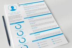 Resume, Cover Letter & Portfolio - Resumes - 2