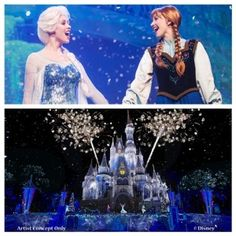 Frozen Coming to Epcot/New Frozen Experiences at Walt Disney World - http://www.premiercustomtravel.com/blog1/?p=2055 #Epcot, #Frozen, #MagicKingdom, #MickeysVeryMerryChristmasParty, #WaltDisneyWorld