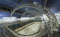 PHOTOS – Detroit, Tchernobyl, Spreepark : les lieux abandonnés les plus fascinants – metronews