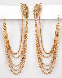 Rhinestone Dangle #Earring (each ear sold separately) $10 #jewelry