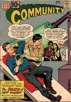 LIID Week 96: Community Comic Book Mashup! by johntrumbull.deviantart.com on @deviantART