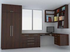 Resultado de imagen para closet y escritorio
