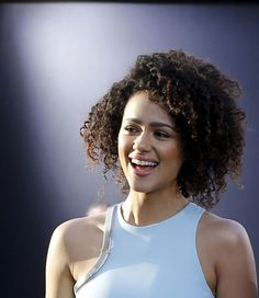 nathalie-emmanuel-game-of-thrones-season-5-premiere-in-san-francisco_2.jpg (1280×1480) Big Curly Hair, Curly Hair Styles, Instagram, Black Curls, Nathalie Emmanuel, Simple Minds, Beauty, Famous Faces, Conspiracy