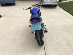 Used 2003 Suzuki SV650 Motorcycles For Sale in Indiana,IN. 2003 Suzuki SV650K3 with 18,083 miles. Comes with bar end mirrors, factory optional color matched rear hugger, color matched fender eliminator/plate bracket, and tank protector. Only ~800 miles on Continental Conti Motion tires and new battery installed this summer. Only flaws are a few minor scratches on the left side of the tank which are visible in the photos, extremely clean condition otherwise, never dropped, laid down, or…
