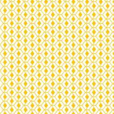 Sunshine Hexagons fabric by katieschrader on Spoonflower - custom fabric