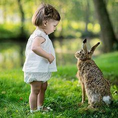 Tartine Et Chocolat, Spring/Summer 2015 at Designerchildrenswear.com #tartineetchocolat #babyclothes #babygirl #rabbit