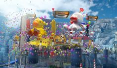 In Japan wurde ein kurzes Video veröffentlicht, dass ein sehr kleinen Einblick in den Final Fantasy XV Mogry-Chocobo-Karneval gibt.