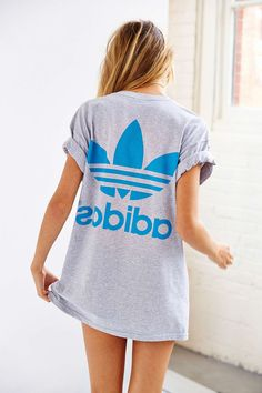 Adidas Originals Mirror Logo Tee