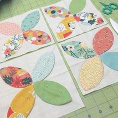 Good morning cute people!   Today is day 3 of my appliqué tutorials on how to use my new   Sew Simple Shapes.     CLICK HERE   for my i...