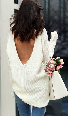 Spring sweater http://bellanblue.com