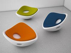 Balance Chair by Diego Otero