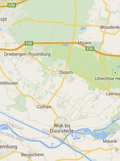 Fietsroute - Heuvelrug, Lustwarande en Boerenland ~ Fietsenwandelweb.nl
