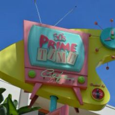 50's Prime Time Cafe our favorite restaurant!