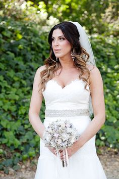 Bridal Portraits - PHOTO SOURCE • CORY KENDRA PHOTOGRAPHY | Featured on WedLoft