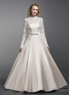 Most Unique Wedding Dresses . 30 Most Unique Wedding Dresses . Discount Berta 2019 A Line Beach Wedding Dresses Long Sleeve Sheer V Neck Lace Appliqued Bridal Gowns Sweep Train Tulle Boho Casual Wedding Dress White Lace Wedding Dress, Luxury Wedding Dress, Classic Wedding Dress, Wedding Dress Sleeves, Gown Wedding, Casual Wedding, Chic Wedding, Elegant Wedding, Wedding Shoes