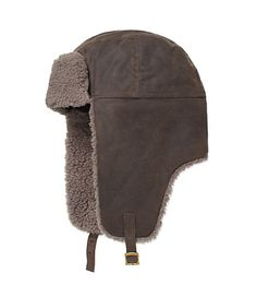 Waxwear Trapper Hat - JackSpade Not just for college kids....
