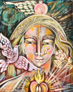 Messenger Of Peace And Possibility ~ Shiloh Sophia McCloud