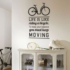 Cool Wall Decals | Cool Quoted Wall Decal