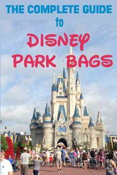 Walt Disney World tips, tricks, secrets, & hacks -- Looking for the perfect bag . - - Walt Disney World Disney World Outfits, Disney World Backpack, Disney Vacation Outfits, Disney World Packing, Disney World Secrets, Disney World Vacation Planning, Walt Disney World Vacations, Disney Planning, Disney World Tips And Tricks