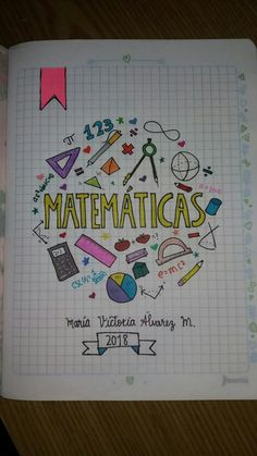 10 Easy Science Experiments - That Will Amaze Kids School Notebooks, Math Notebooks, Lettering Brush, Hand Lettering, Diy Unicorn, Decorate Notebook, Notebook Covers, School Notes, Study Notes