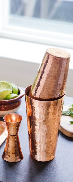 Sertodo's copper Moscow mule mugs, discovered by The Grommet, are handcrafted in Mexico using pure copper and artisan techniques dating back 1,000 years.