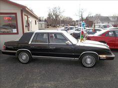 Mid 80's Chrysler New Yorker