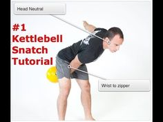 The Definititive Hardstyle Kettlebell Snatch Tutorial - YouTube