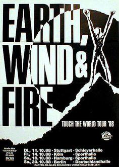 Earth, Wind & Fire '88