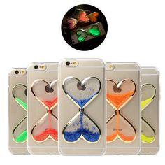 Dale una mirada inteligente en su teléfono inteligente con el ajuste del oro en corazón diseñado casos TPU de doble # Movil.cn Usted recibirá más en detalles aquí: http://www.movil.cn/Fundas-TPU-Liquidas-con-diseno-de-Doble-Corazon-con-borde-dorado-para-iphone-6-6s.html  #Smartmobilecase #Mobilelooksmart