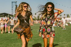 Hottest Summer Fashion Trends Spotted at Coachella 2015 | PINKY PINK