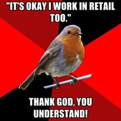Retail Robin - Most popular images all time - page 2 | Meme Generator