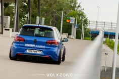 VW Golf Mk6 R - XXR 530 Black Chrome