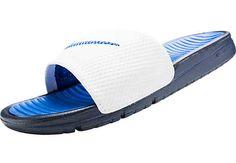 Nike Benassi Solarsoft Slide - Midnight Navy