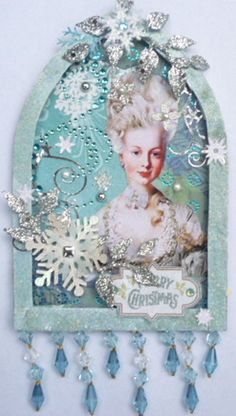 marie christmas arch 2 by butterflie1, via Flickr