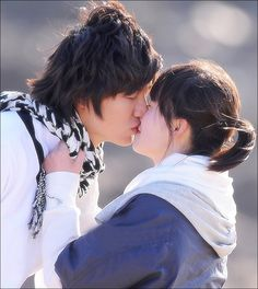Boys Over Flowers ♥ Lee Min Ho as Goo Joon Pyo ♥ Koo Hye Sun as Geum Jan Di