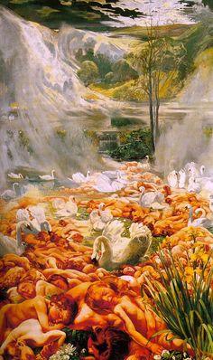 History of Art: Leon Frederic