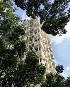 Hide and seek  Organic - Orthogonal  Nature - Nurture  Architecture  Paul Rudolph by gradjonathan