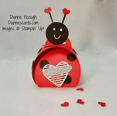 Curvy Keepsakes Box Thinlits, Valentine, Stampin' Up!, diannescards.com