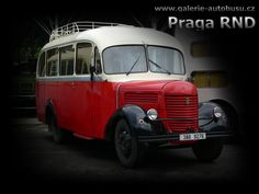 Buses, Cars And Motorcycles, Transportation, Prague, Trucks, Historia, Busses
