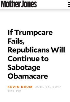 This is what we can expect from Republicans and their Fake President!! They are so Hell Bent on destroying something Good President Obama did instead of trying to build on it or fix it!! What's Best for The American People Does Not Fit In The Equation!!! DISGRACEFUL!!