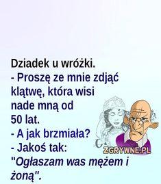 Na Zgrywne.pl zamieszczamy różnorodne treści, niekiedy poważne i takie z przymrużeniem oka, którymi możesz podzielić się ze znajomymi... Weekend Humor, Haha, Amelia, Memes, Funny, Illustrations, Quote, Ha Ha, Meme