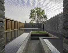 The Walled - Tsingpu Yangzhou Retreat / Neri&Hu Design and Research Office