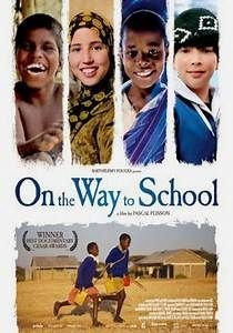 On the Way To School - - Yahoo Video Search Results I just watched this--every teacher needs to see this documentary. Every parent, too. We have to write perseverance into our standards. They have to persevere every day just to arrive at school safely. It's amazing.