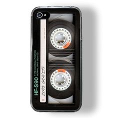 iPhone 5 Case Retro Cassette, $22, now featured on Fab.