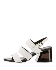 sports shoes eb8e1 3fa3c Rag  Bone Reese Three-Strap City Sandal