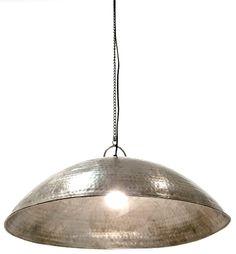 Ferro Bowl Ceiling Light