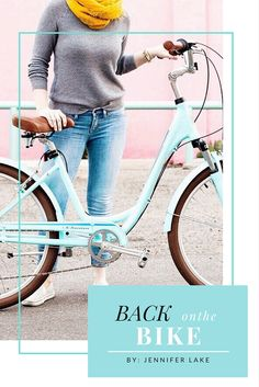 Brand Ambassador, Jenn Lake, shares her incredible story of how she is getting back on the bike. Read it now at Schwinn Red!