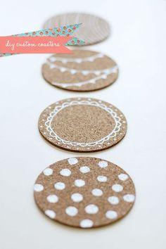 DIY Coasters ♥