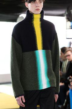 Kenzo Fall 2015 Menswear Fashion Show Details
